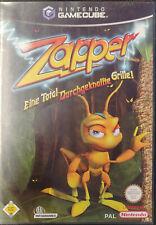 Zapper - Eine total durchgeknallte Grille  Nintendo Gamecube