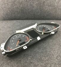 AUDI A6 C6 KMH INSTRUMENT CLUSTER SPEEDOMETER TACHO 4F0920931E COLOUR DISPLAY