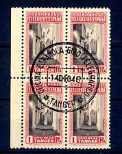 SPAIN-TANGIER - SPAGNA-TANGERI - 1946 - Francobolli di beneficenza ABA513