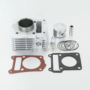 Cylinder Piston Gasket Top End Ring Set Rebuild Kit Fit For Yamaha TTR125 00-05