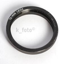 Adapter T2-M39 Leica * LTM lenses into T2 mounts