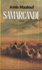 AMIN MAALOUF SAMARCANDE