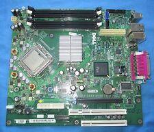 DELL hp962 Optiplex 745 Socket 775 scheda madre con processore sl8cp 0hp962