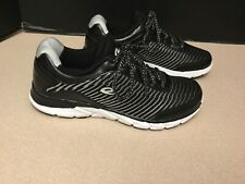 Womens Easy Spirit E360 Black/Silver Walking Shoes. Size 6.5. Worn Once!!!