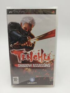 Tenchu: Shadow Assassins (Sony PSP, 2009) * Brand new * PAL