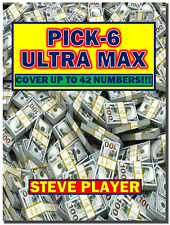 Steve Player's Ultra Max Pick- 6 Winning Lottery System
