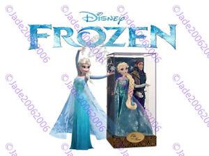 Disney Designer Fairytale Elsa And Hans Dolls Limited Edition