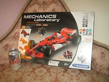 Clementoni Mechanics Laboratory Racing Car - New & Sealed - 350 Pcs - Make 50