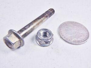 84 Honda XR350R XR350 XR 350 R Rubber Connecting Rod Dog Bone Mounting Bolt