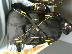 Sun Paraglider SMART wing Harness and Reserve Chute
