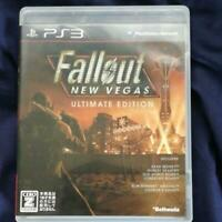 PS3 Fallout: New Vegas Ultimate Edition  30345  Japanese ver from Japan