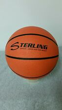 Sterling brand junior sized new basketball. New. Low shipping cost!