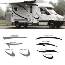 Vinyl Decal Sticker Graphic Stripe for RV Caravan Travel Camper Van Motorhomes