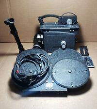 Bach Auricon Sound On Film 16mm Recorder Camera Vintage