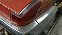 Jaguar XJS Left tail light assembly 1983, 84, 85, 86, 87, 88, 89