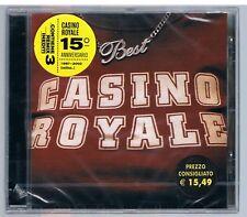 CASINO ROYALE BEST  CD F.C. SIGILLATO!!!