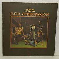 R.E.O. Speedwagon ‎– Ridin': Epic Vinyl LP Album 1973 (Classic Rock)