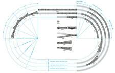 Hornby Track Settrack OO Gauge