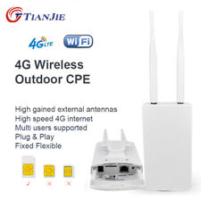 Unlocked 4G LTE Wireless Router Mobile Hotspot Modem WIFI Dual Band Sim Card Hot