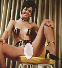Pin-up Nude 1950's Stereo Realist slide 3D Stereoscopic