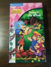 Kingdom Adventure - Song in the Wind - Tyndale Family Video - VHS Tape - 1990