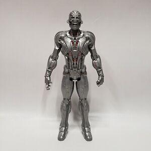 Marvel Avengers Age Of Ultron Titan Hero Tech Ultron 12 Inch Figure Lights Sound