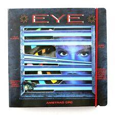 Amstrad CPC Spiel - Eye / Datasette NEU & OVP