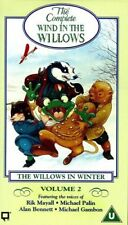 The Complete Wind In The Willows In Winter Volume 2 VHS Rik Mayall Michael Palin