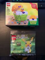 LEGO 40371 2020 Promo Easter Bunny 30550 Creator Bunny Polybag New Sealed