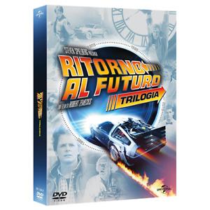 RITORNO AL FUTURO Trilogia (4 Dvd)