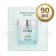 [O HUI] Miracle AQUA Gel Cream 1ml x 90pcs OHUI Hydrating Moisturizers