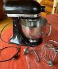 kitchenaid 5-quart artisan tilt-head stand mixer photo