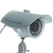 8 CCTV CAMERAS 420TVL IR Outdoor CCTV Security Camera System Kit W/ MOUNTING KIT