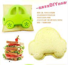 Rilakkuma Relax car Bread Sanwich Maker Toaste Cutter Mold Stamper Sushi Mold AB