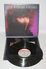 Kiki Dee – Stay With Me - 1978 Vinyl LP - Rocket BXL 1-3011
