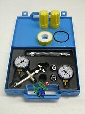 Pumpenprüfkoffer Set P 1 für Ölpumpe Prüfkoffer Vakuummeter Teflon + Ölfilter