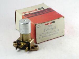1960-1980 Ford Galaxie Fairlane Falcon NOS dimmer switch C0TZ-13A024-A