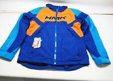 HMK Blue/Orange Superior TR Jacket - HM7JSUP2BLOM  MEDIUM