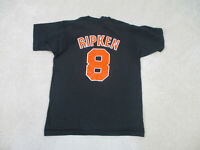 VINTAGE Baltimore Orioles Shirt Adult Large Baseball Cal Ripken Jr Men 90s*