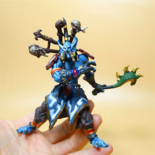 WOW World of Warcraft Figure JUNGLE TROLL PRIEST 10CM N12