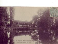 CPA 77 près Meaux Ozoir la Ferrière GRETZ- ARMAINVILLIERS Maison du Mesnil 1904