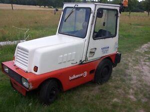Schwerlastschlepper Balkancar Diesel Transport- Schlepper Schwerlast Stahlbau