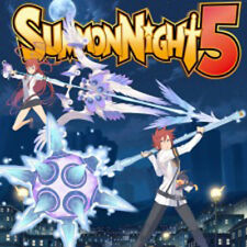 Summon Night 5 PSP/Vita US PSN Download Code