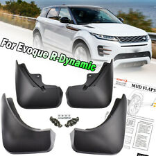 For Range Rover Evoque R-Dynamic L551 2019- Front Rear Mud Flaps Splash Guards