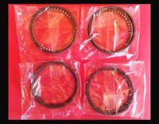 Honda CB750 Piston Ring Set x4 Standard 1977 1978 13011-392-004 SOHC 750