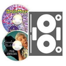 PhotoMatte CD/DVD Labels - 100 Pack (CLP-192121)