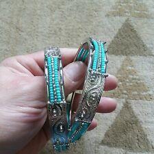 Turquoise Bracelets Southwestern Native American