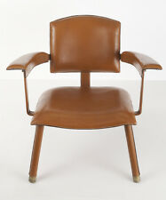 Jacques Adnet, Armchair, ca. 1950