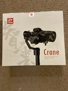 Zhiyun Crane V2 Handheld 3-Axis Gimbal Stabilizer for DSLR and Mirrorless...