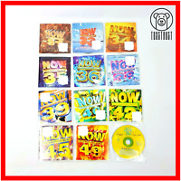 Now That's What I Call Music CD Bundle Joblot Collection 12x Album Pop Music